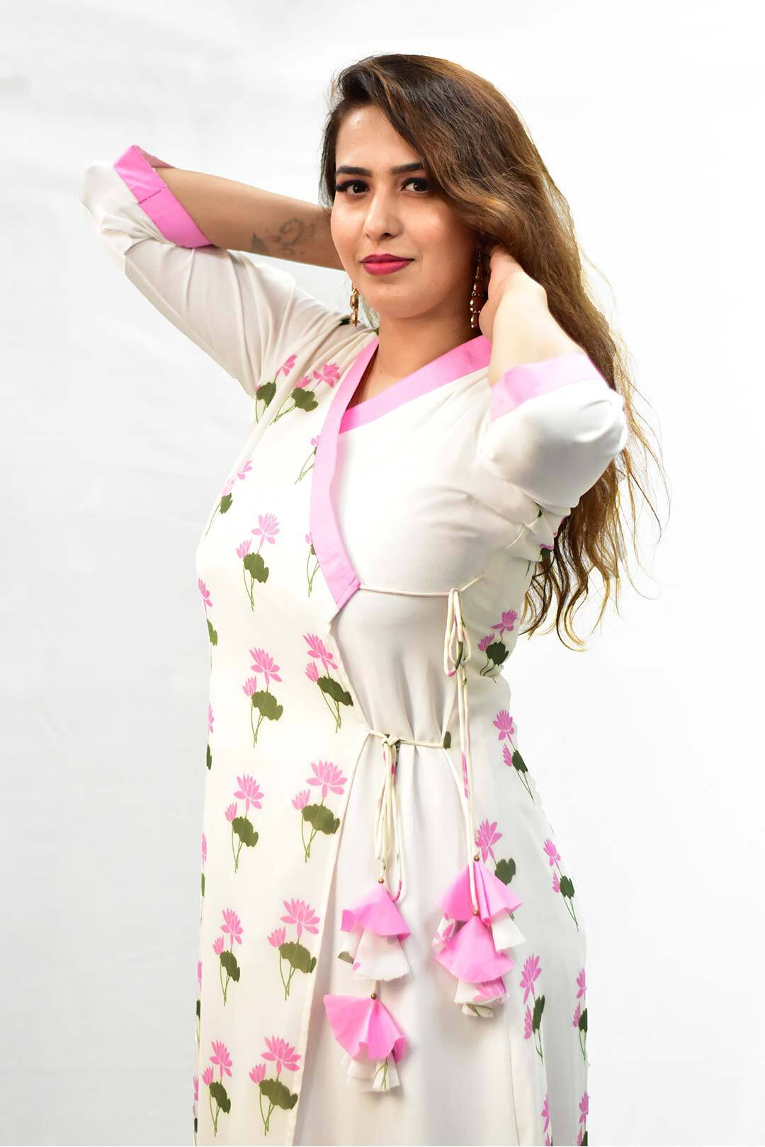 Georgette Angrakha – Double Knot