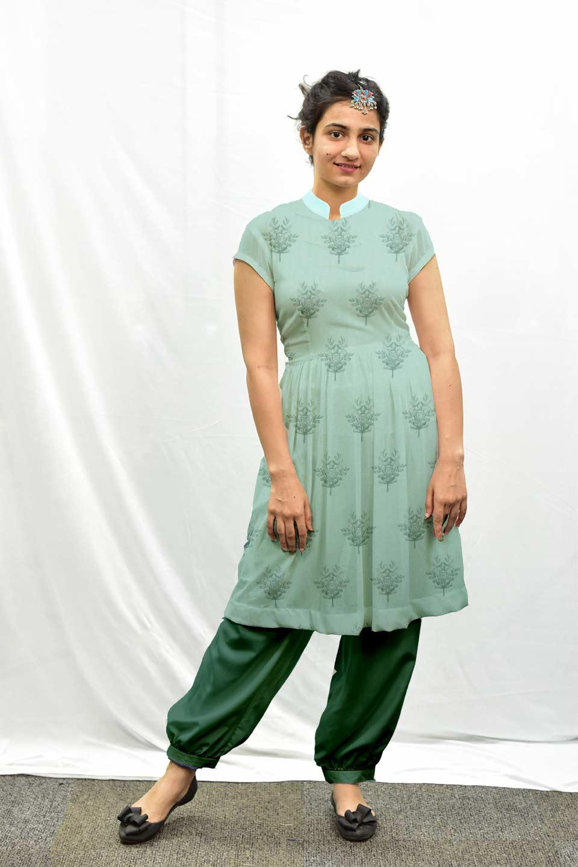 Cotton Salwar Suit – Boota