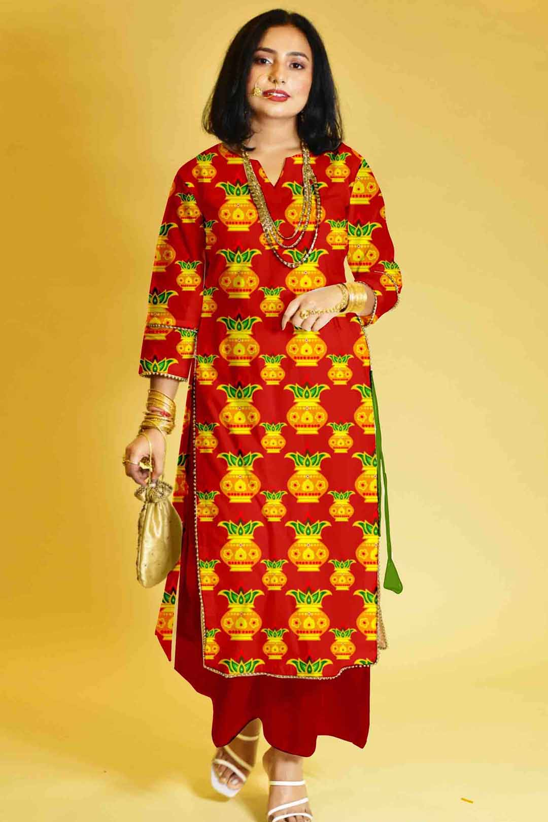 Rayon Pant Suit – The new begining